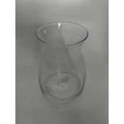 Vase V Col D14cm H20cm