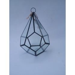 Terrarium verre et metal...