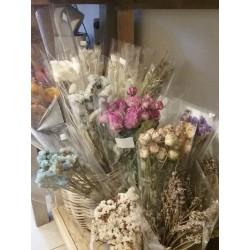Fleurs séchée