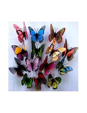 papillons décoratif
